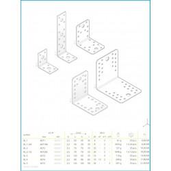 KL - uholník spojovací