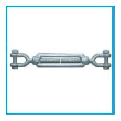 Napínač lanový - šponovák s vidlicovými koncami