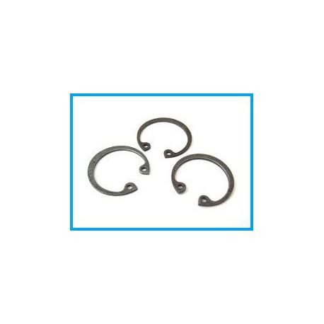Poistné krúžky vnútorné - segerky do otvorov