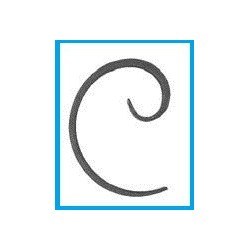 kovaný prvok KC064
