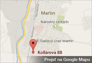 Šróbik plus, s.r.o., Kollárova